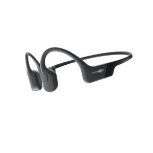 AFTERSHOKZ Casque Bluetooth AEROPEX Noir à conduction osseuse avec micro