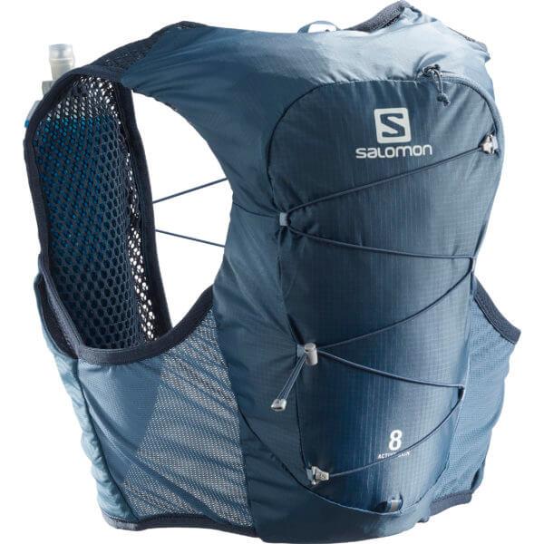Meudon Running Company Salomon Active Skin 8 Set
